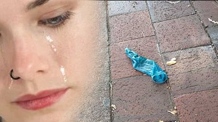 Gara-gara Kondom Bekas, Wanita ini Menyesal, Kini Cemas Menanti Hasil Tes HIV Anaknya