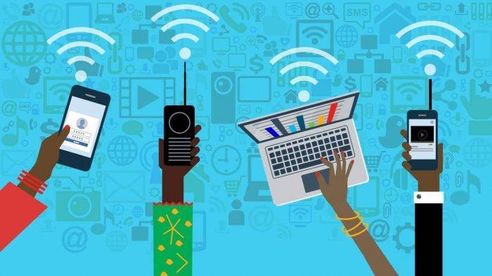 Keren! Kota Tangerang Jadi yang Tercepat Koneksi Internetnya di Indonesia