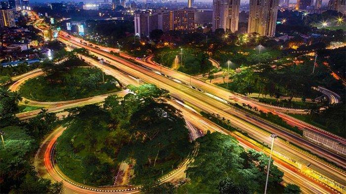 Kota Jakarta Raih 2021 Sustainable Transport Award