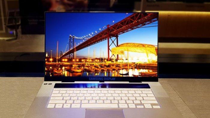 Samsung Siapkan Panel OLED Beresolusi 4K untuk Laptop