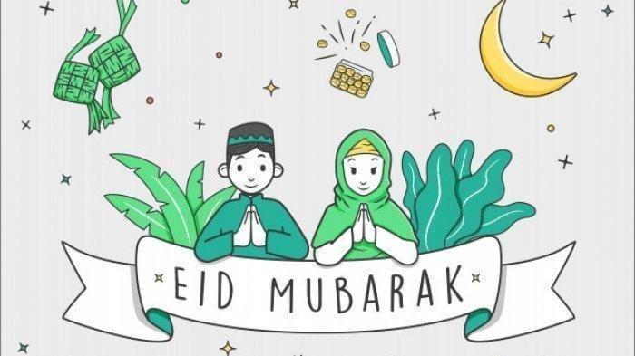50 Ucapan Selamat Idul Fitri 2021 Berbahasa Inggris, Bisa untuk Pesan ataupun Update Status Sosmed