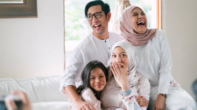 Biar Nggak Mati Gaya, Intip Tips Mengisi Kegiatan saat Lebaran di Rumah Bersama Keluarga