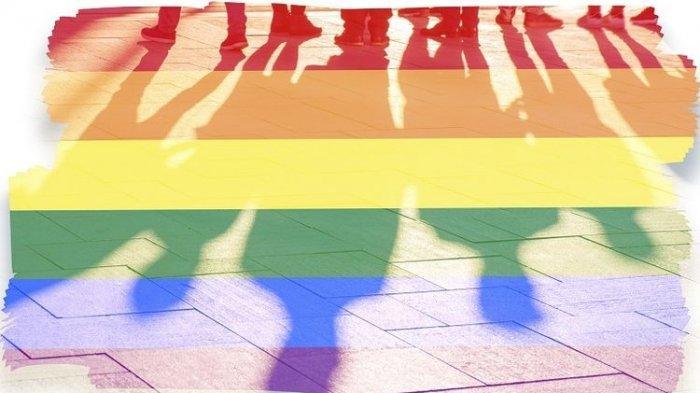 Ilustrasi LGBT.