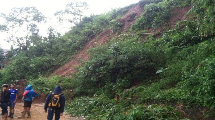 BREAKING NEWS: 12 Orang Diduga Tertimbun Longsor di PLTA Batangtoru, Tapanuli Selatan