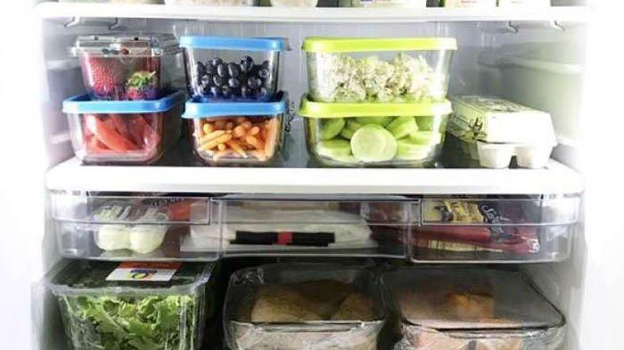 Trik Menyimpan Makanan di Kulkas Agar Tak Cepat Busuk - Tribunnews.com  Mobile