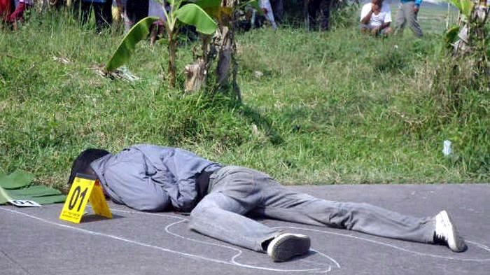 Polisi Ciduk Pengeroyok Pemuda di Lubang Buaya