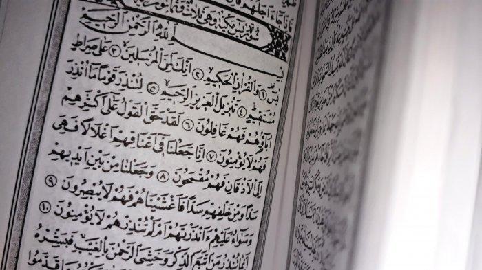 Bacaan Surat Yasin dan Doa Tahlil, Baik Dibaca Setiap Malam Jumat, Berikut Manfaatnya