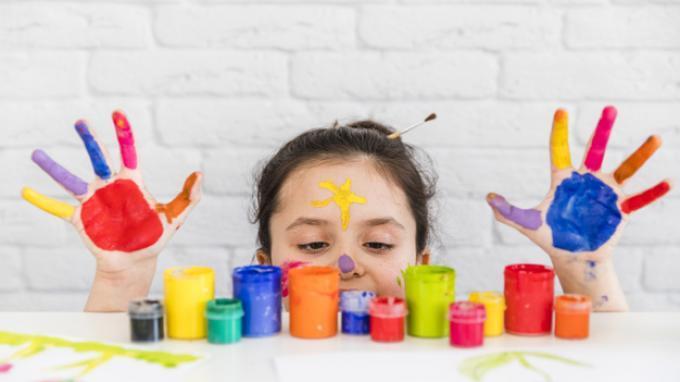 Atasi Rasa Bosan Anak Saat di Rumah Saja, Bikin Kerajinan Tangan Bisa Jadi Solusinya