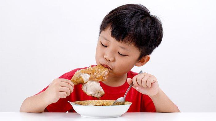 Kenali Panduan Makan 'Isi Piringku' untuk Gizi Anak Seimbang