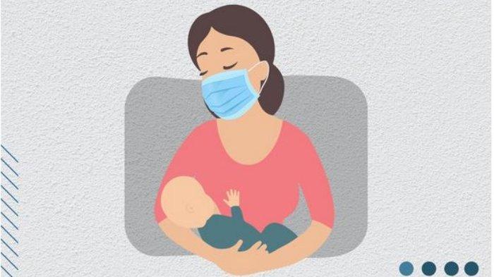 Ibu Positif Covid-19, Bolehkah Memberi ASI kepada Bayi? Ini Penjelasan dan Panduannya