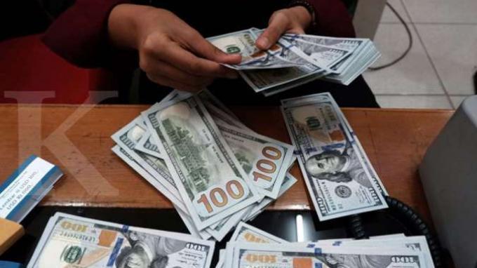 Rupiah Hari Ini 2 September 2020 Melemah Ke Rp 14 804 Per Dolar As Berikut Kurs Di 5 Bank Besar Tribunnews Com Mobile