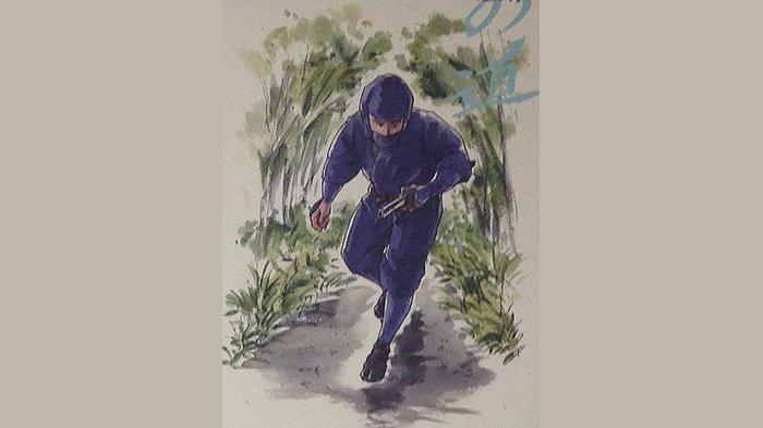 Ga no Michi, Jalan Rahasia Ninja dari Ishikawa ke Wakayama Jepang