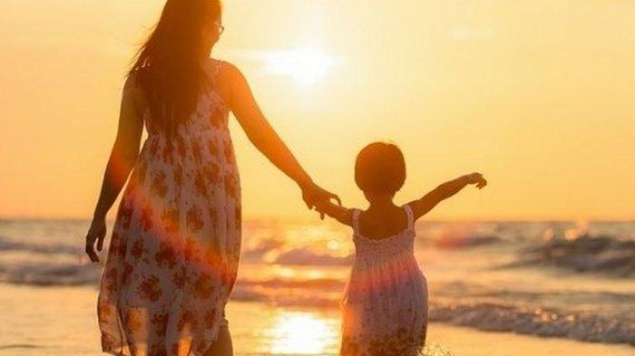 Orang Tua Tunggal Harus Tetap Menunjukan Kasih Sayangnya pada Anak