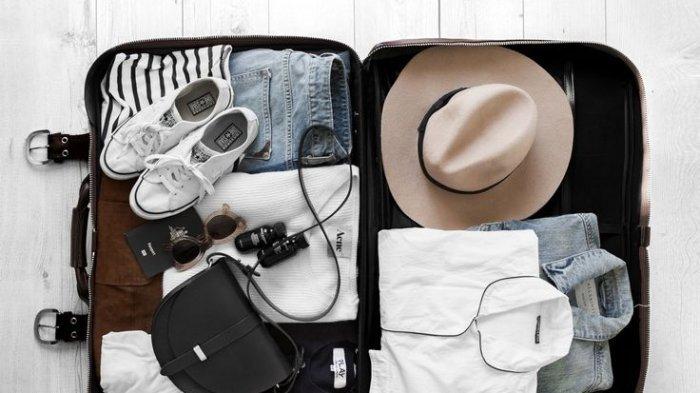 Tips Persiapan Barang untuk Liburan: Gulung Pakaian dan Bawa Bahan yang Ramah Perjalanan