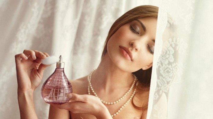Cara-Cara Memakai Parfum yang Baik dan Benar