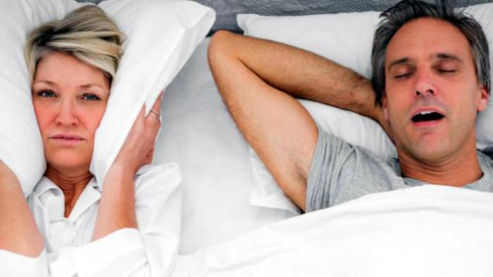 Ngorok Disebut Gangguan Tidur, Simak 5 Cara Mengatasinya