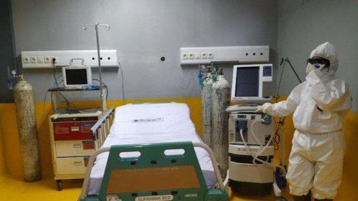 Pasien Corona di Palu Kabur dari Rumah Sakit, Janjian Sesama Pasien demi Ketemu Istri yang Hamil Tua
