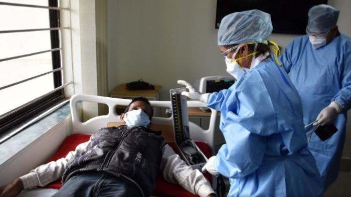 Kisah Dokter di Makassar Rawat 190 Pasien Corona Seorang Diri, Dibantu 3 Perawat, Tak Ada Insentif