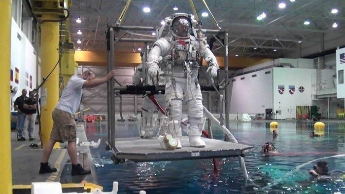 NASA Cari Orang untuk Misi Pengasingan Diri di Mars Buatan