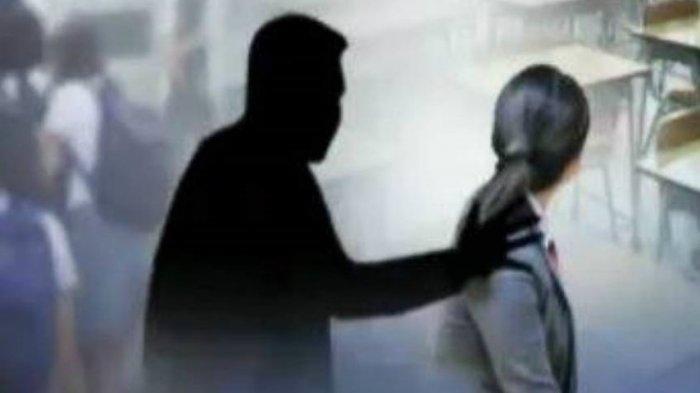Ilustrasi pelecehan seksual di sekolah