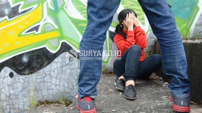 Tak Mampu Menahan Hasrat Seksual, Driver Ojek Online Cabuli Bocah 5 Tahun