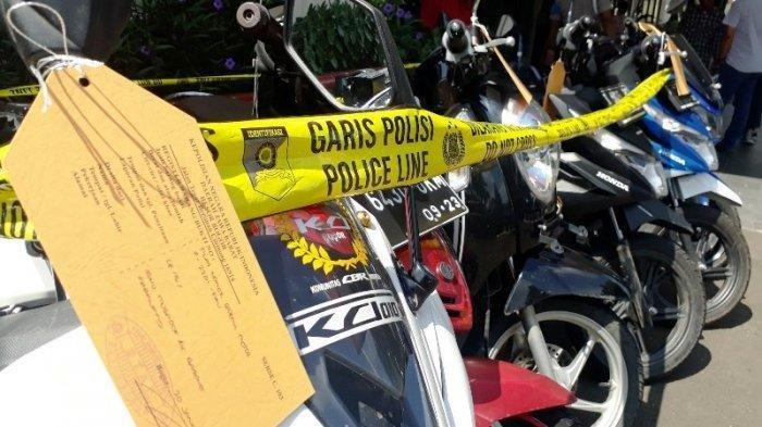 Maling di Jakarta Timur Bawa Kabur Motor Curian dan Tinggalkan Motornya di Depan Rumah Korban