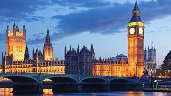 Lockdown Dilonggarkan, Wisatawan Penuhi Spot Wisata di Inggris