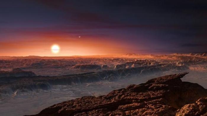 Ditemukan! Planet Layak Huni Terdekat dari Bumi