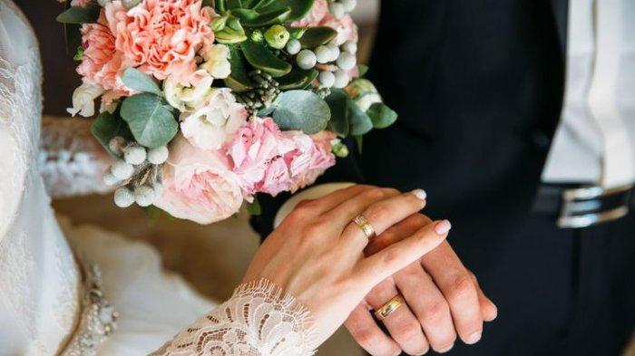 Ilustrasi pernikahan(Romanno)
