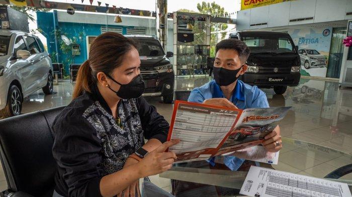 Suzuki Finance Bukukan Lonjakan Pembiayaan 24 Persen di Agustus