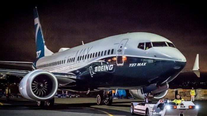 ilustrasi pesawat boeing 737 max 8 - Boeing Desak AS Pisahkan Isu Perdagangan dan HAM dengan Tiongkok