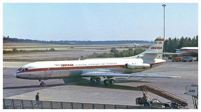 Hari Ini dalam Sejarah 7 Jan 1972: Pesawat Iberia Airlines Flight 602 Menabrak Gunung, Tewaskan 104