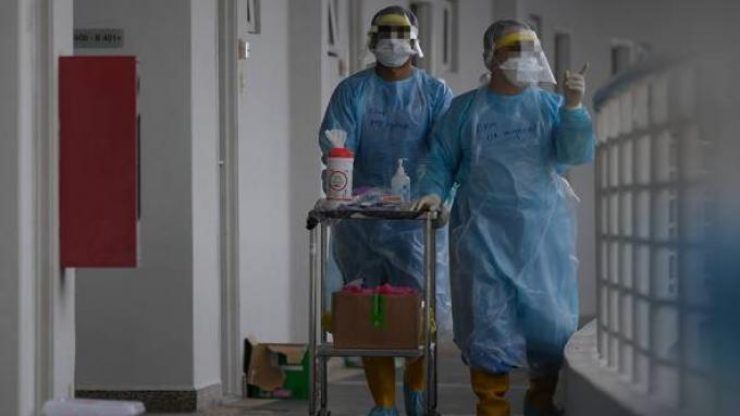 47 Petugas Medis di Malaysia Tertular Virus Corona setelah Menghadiri Acara Pernikahan