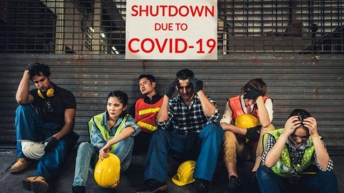 Kemnaker: 29,4 Juta Pekerja Terdampak Pandemi Covid-19, di-PHK Hingga Dirumahkan