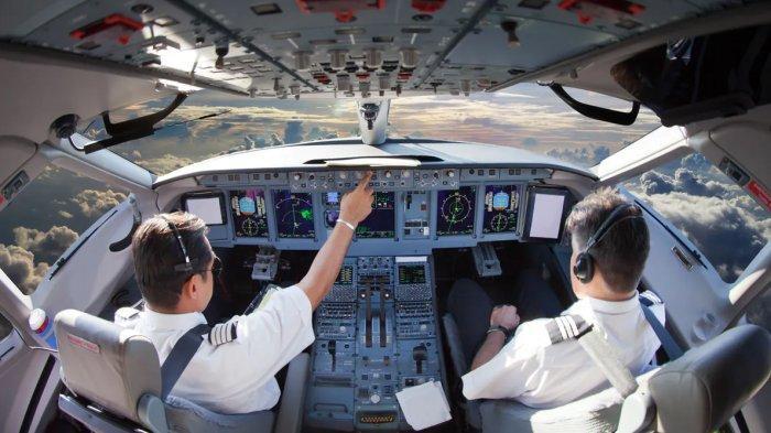 Dua Pilot Bagikan Pengalamannya Selamat saat Lewati Segitiga Bermuda