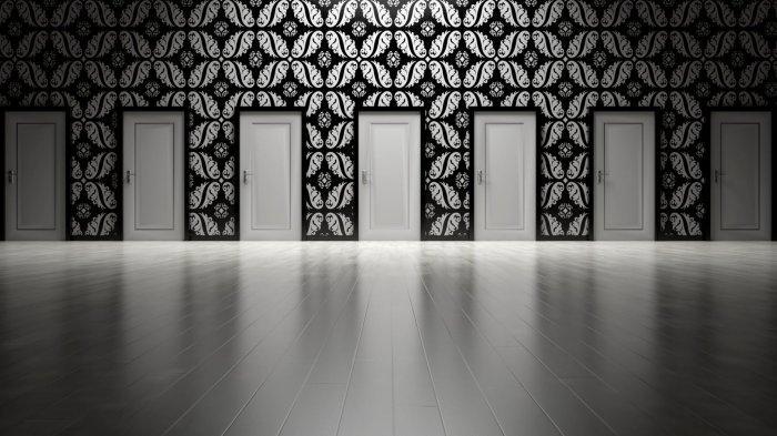 Tes Kepribadian - Pintu Mana yang Kamu Pilih? Ternyata Bisa Ungkap Sifatmu yang Paling Menonjol