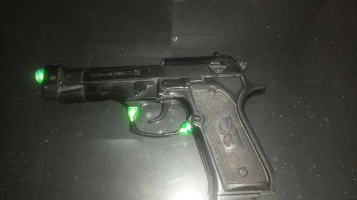 Oknum Polisi Menyambi Jadi Debt Collector Todong Warga Pakai Pistol Mainan, Ini Kata Polda NTB