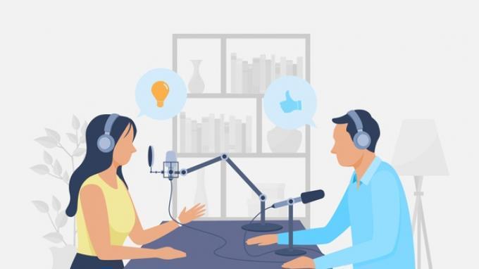 Inovasi Podcast Library untuk Menarik Budaya Literasi Siswa