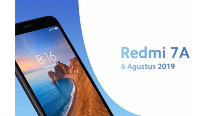 Ilustrasi poster peluncuran Redmi 7A ((Mi Community))