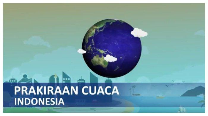BMKG Prakiraan Cuaca di 33 Kota Jumat, 26 Februari 2021: Wilayah Serang Berpotensi Hujan Petir