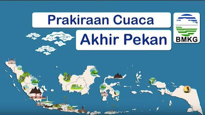 Prakiraan Cuaca BMKG di Kota Besar Indonesia Sabtu, 23 Mei 2020: Waspada 3  Wilayah Hujan Petir
