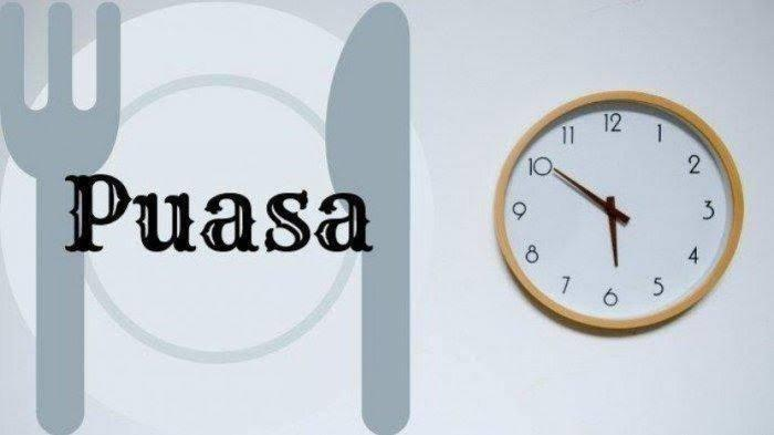 Niat Puasa Ramadhan dan Doa Buka Puasa, Lengkap dengan Arab dan Latinnya -  Tribunnews.com Mobile