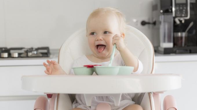 Ilustrasi resep MPASI bergizi bayi 10 bulan