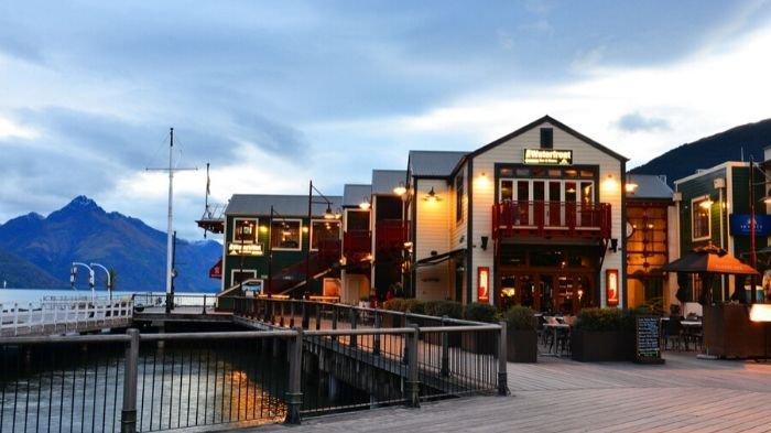 Kabar Baik, Selandia Baru Kembali Membuka Restoran dan Kafe