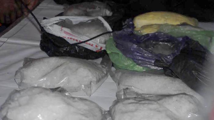 Sabu 35 Kilogram Ditemukan dalam Mobil Avanza, Hendak Dibawa ke Medan
