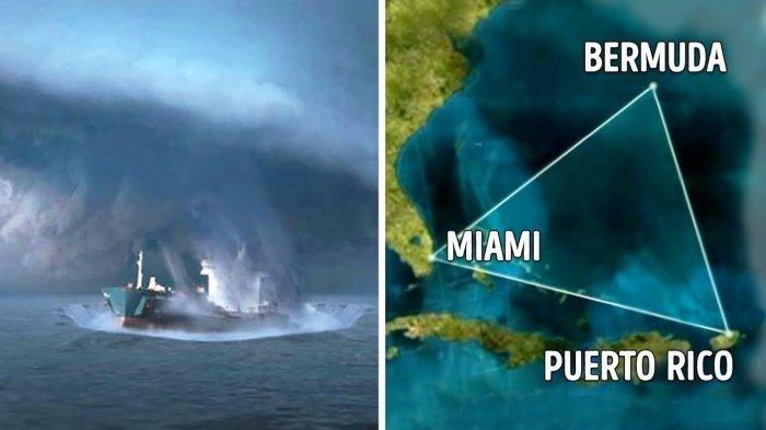 Tak Hanya Segitiga Bermuda, 7 Tempat Ini juga Jadi Tempat Hilangnya Banyak Orang Secara Misterius
