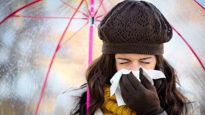 Cara Atasi Hidung Tersumbat karena Flu di Musim Hujan, Coba Lakukan 8 Cara Sederhana Ini