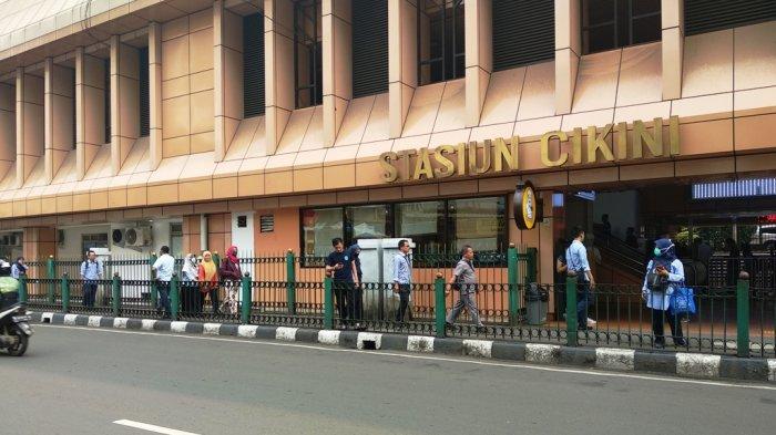 Terperosok di Stasiun Cikini, Mahasiswa Pascasarjana UHAMKA akan Gugat PT KCI