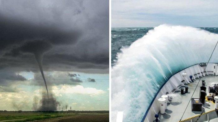 BMKG: Peringatan Dini Cuaca Ekstrem 30 Wilayah di Indonesia Besok, Kamis 18 Februari 2021