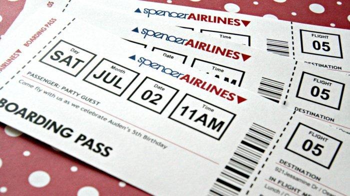 5 Tips Dan Trik Mendapatkan Tiket Pesawat Murah Tribunnews Com Mobile